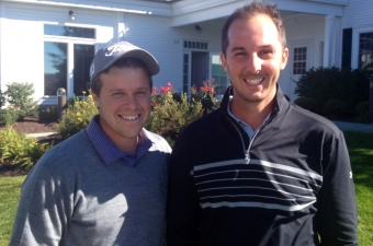 Pat Ross & Mike Bonavoglia Capture 2015 AGA Robinson Fall Fourball Title.