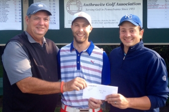 Manci & Malstedt Jr. Capture Open Division and McClure & Scheirer Capture Senior Division in2015 AGA Spencer Fourball