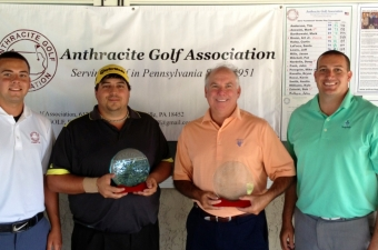 Bob Zaleski and Bob Gill capture 2013 AGA Stroke Play Championship Titles