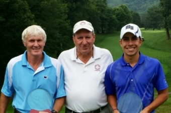 Mariano Medico and Mike Heck capture AGA Stroke Play Championship titles.