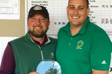 Eric Williams and Robin Bonda capture 2017 Spring Stroke Play Titles.