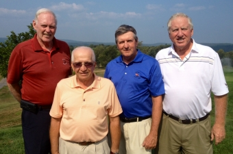 Fox Hill Country Club wins Inaugural Super Senior Coal Scuttle Championship.