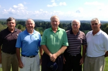 Fox Hill CC Captures 2013 AGA Sr. Coal Scuttle Championship