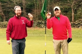 AGA Golfers defy the odds to record back-to-back aces at Emanon Country Club.