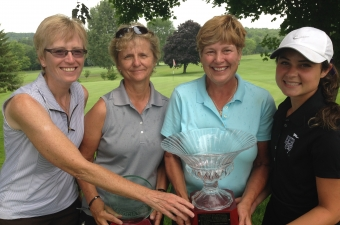 Elkview Country Club captures 2014 AGA Ladies Coal Scuttle