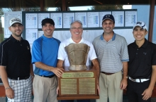 Fox Hill Country Club Captures 2013 AGA Coal Scuttle Title