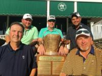 Wyoming Valley Country Club wins 2017 AGA Men's Coal Scuttle Championship