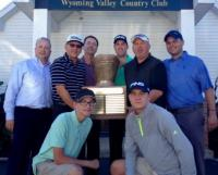 Wyoming Valley Country Club captures 2016 AGA Coal Scuttle Championship