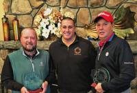 Anthracite Golf Association awards 2016 Player of the Year & Senior Player of the Year.